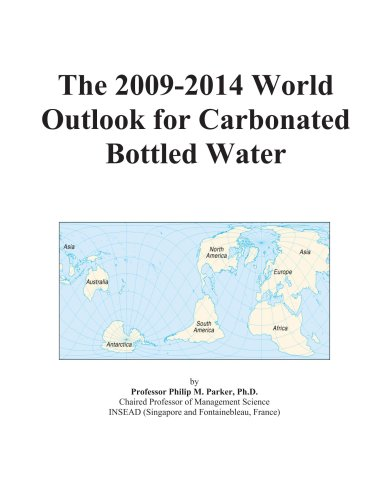 The 2009-2014 World Outlook for Carbonated Bottled Water