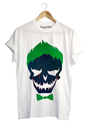 T-shirt uomo Suicide squad joker, M