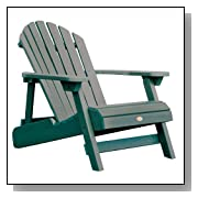 Folding Adirondack Chair - Coastal