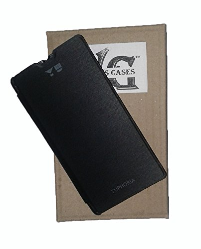 Wise Guys Flip Cover Case for YU Yuphoria 5010