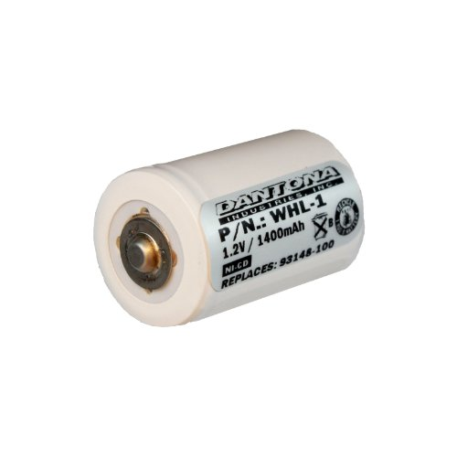 Battery For Wahl Razors 93148-100 / 9918 / 00745-301
