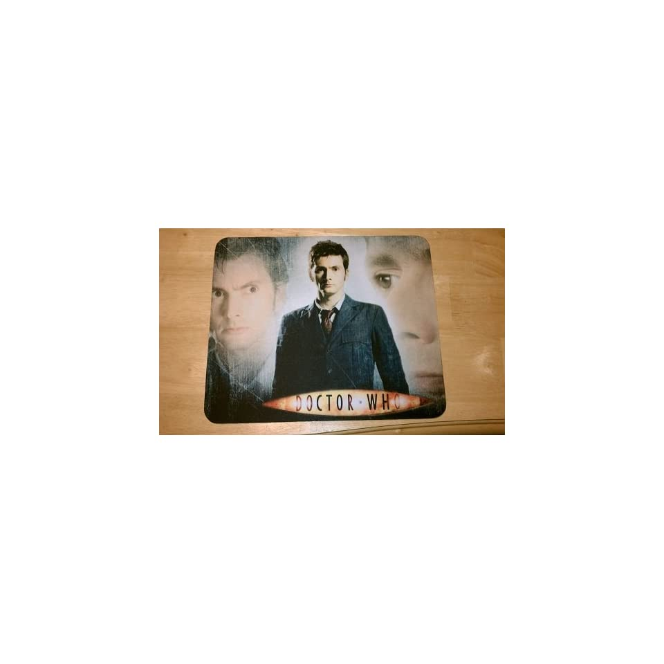 TENTH DOCTOR DAVID TENNANT 58mm FRIDGE MAGNET 10 DOCTOR WHO