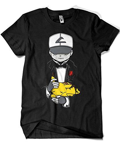 2217-Camiseta-The-trainer-The-Godfather-Pokemon-Pikachu-Melonseta