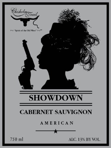 Nv Chisholm Trail Showdown Cabernet Sauvignon 750 Ml
