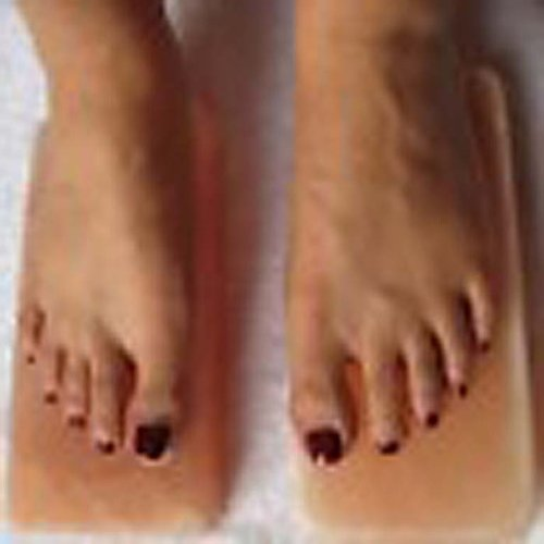 Set Of 2 Ionic Himalayan Crystal Salt Foot Detox Blocks With Instructions
