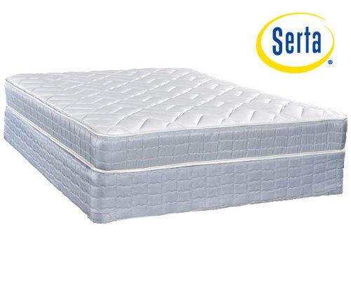 Serta Comfort Ease Firm Mattress Set King Deals