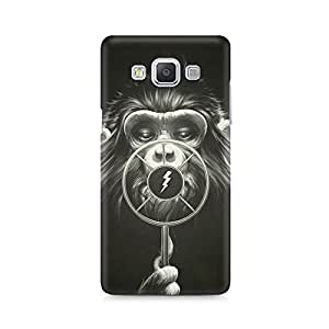 Mobicture Animal Premium Designer Mobile Back Case Cover For Samsung A5