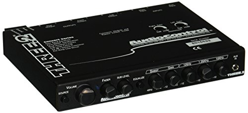 Audio Control THREE.2 In-Dash Pre-Amp Equalizer / Subwoofer Crossover with Dual Auxiliary Inputs (Cool Amp compare prices)