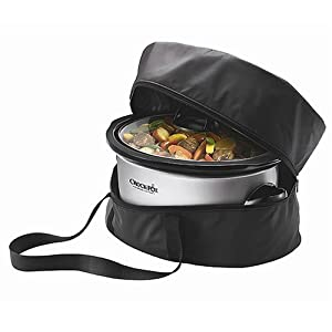 Crock-Pot SCBAG Travel Bag for 7-Quart Slow Cookers, Black