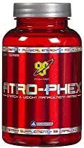 BSN Atro-Phex Energy + Weight Mgt Caps 98 ct