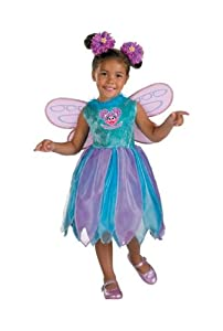 Abby Cadabby Costume - Toddler Costume - Small (4-6)
