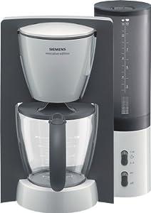 Siemens TC60201V Kaffeemaschine Executive Edition / 1100 Watt / dunkelgrau