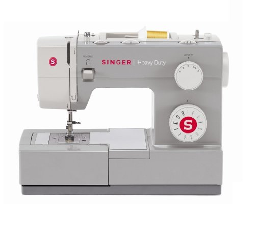 Learn More About SINGER 4411 Heavy Duty Sewing Machine with Metal Frame and Stainless Steel Bedplate