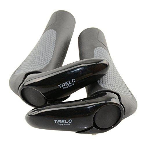 trelc-handlebar-grips-rubber-ergonomic-design-with-metal-ends-fits-mountain-mtb-bike-bicycle-black-p