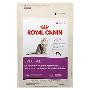 Royal Canin Dry Cat Food, Special 33 Formula, 15-Pound Bag