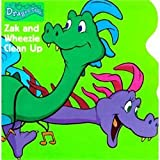 img - for Zak and Wheezie Clean Up (Dragon Tales: Reading is Fun with a Dragon, Volume 2) book / textbook / text book