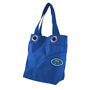 NCAA Kentucky Wildcats Grommet Tote, 20 x 6 x 13-Inch, Royal by Littlearth
