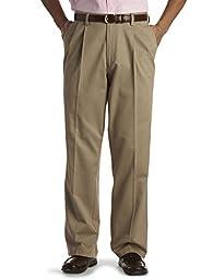 Dockers Big & Tall No Wrinkle Pleated Twill Pants