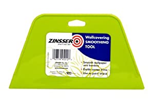 5 X Zinsser Wallpaper Flexible Smoothing Tool by Zinsser