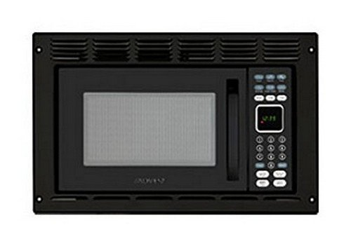 Rv Trailer Camper Appliances Microwave .9 Cu. Ft. Black W/Wide Trim Mw912Bwdk