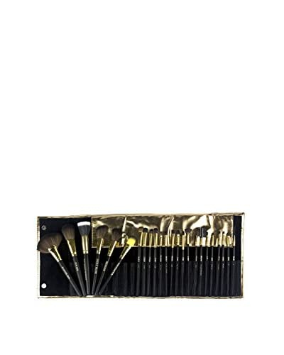 CROWN BRUSH Women's SET 051 24 Piece Pro Copper Brush Set