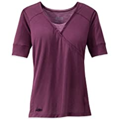 Buy Outdoor Research Ladies Mystic Short Sleeve Shirt by Outdoor Research