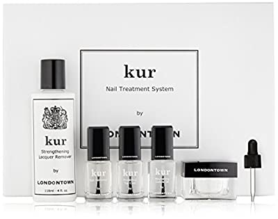 LONDONTOWN kur Nail Treatment System Set