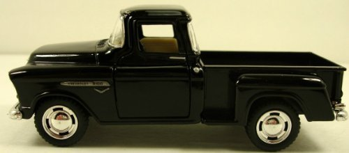 1955 Chevy Stepside Pickup Diecast Toy - 1