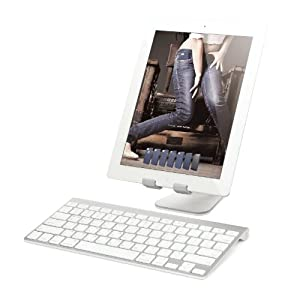 elago P2 Stand (Silver) for iPad and Tablet PC