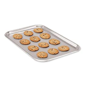 American Kitchen Stainless Steel 11 Inch x 17 Inch Jelly Roll Pan