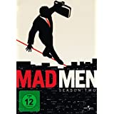 "Mad Men - Season 2 [4 DVDs]von ""Jon Hamm"""