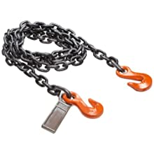 Mazzella SGG Welded Alloy Chain Sling, Fixed-Leg, Grade 80, Vertical Load Capacity