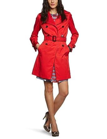 mexx metropolitan trench coat femme beige 259 fr 40 taille fabricant m amazon. Black Bedroom Furniture Sets. Home Design Ideas