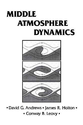 Middle Atmosphere Dynamics (International Geophysics)