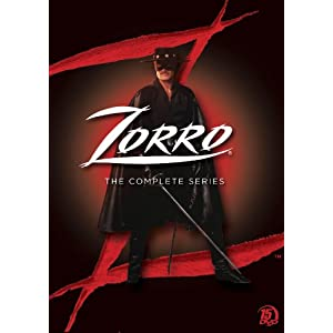 ZORRO: THE COMPLETE SERIES 1