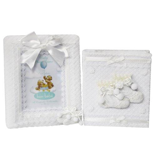 Bon Bebe ZHG-LASET Baby's Precious Memories Gift Set