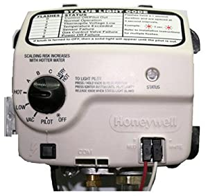 Reliance Control Valve Thermostat Natural Gas