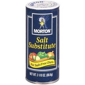 Morton® Salt Substitute from Morton®
