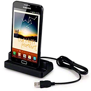SAMSUNG GALAXY NOTE CHARGING DOCK PART OF THE QUBITS ACCESSORIES RANGE