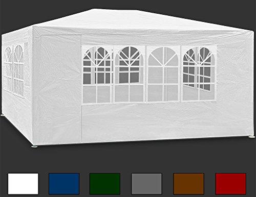 festzelt maui 3x4 2 5m wei bierzelt partyzelt gartenzelt pavillon zelt gartenpavillon. Black Bedroom Furniture Sets. Home Design Ideas