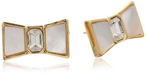 Kate Spade New York Bow Shoppe Stud Earrings