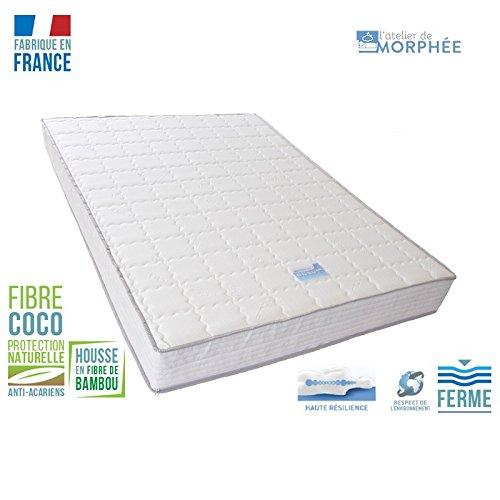 Materasso 80x 190fibra di cocco 100% 14cm