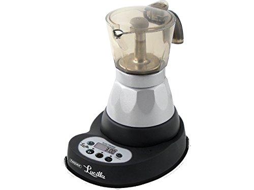 Caffettiera Elettrica Lucilla 3 tazze - Spegnimento automatico BEPER 90.512