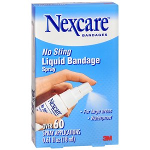 PACK-OF-3-EACH-NEXCARE-LIQUID-BANDAGE-SPRAY-061OZ-PT5113186293