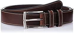 Allen Solly Men's Leather Belt (ASBLT515017_Brown) (8907308119255)