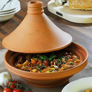 Mason Cash Terracotta Tagine Moroccan Tagine North African Tagine Clay Tagine Tagine Pot from Mason Cash