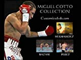 Miguel Cotto Boxing DVD Collection