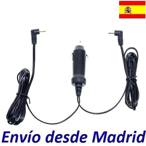 cargador-coche-mechero-12v-reemplazo-reproductor-dvd-best-buy-easy-player-dvd-dual-con-2-salidas-rec