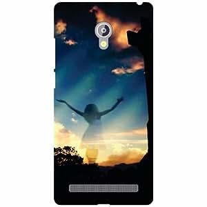 Asus Zenfone 6 A601CG Back Cover - Dance Away Designer Cases