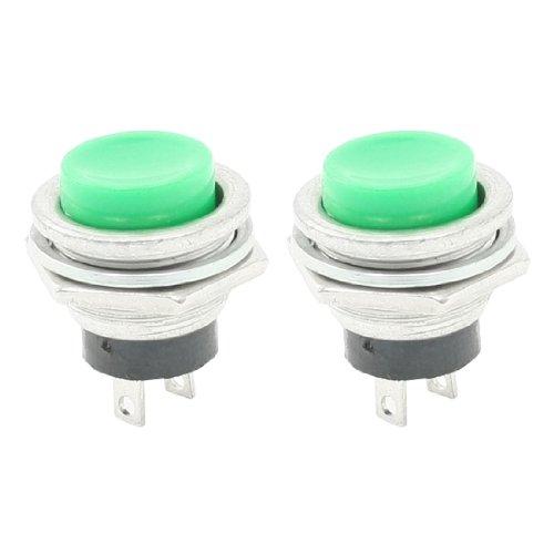 confezione-da-2-pezzi-colore-verde-non-solo-radio-shack-spst-interruttore-a-pulsante-3a-125-v-ac